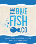 the blue fish - fish and chip shop