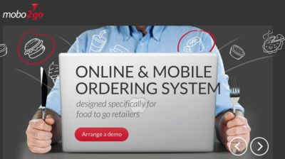 online ordering system icr touch point