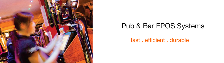 EPOS Systems for pubs and bar