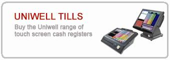 uniwell epos systems and cash registers