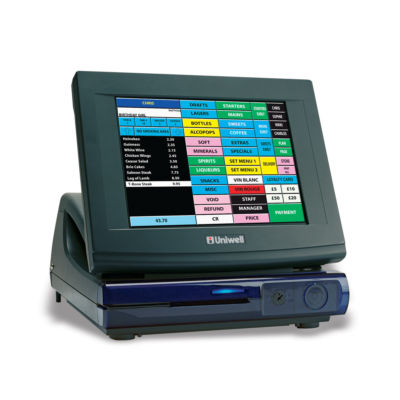 Uniwell DX895 Cash Register