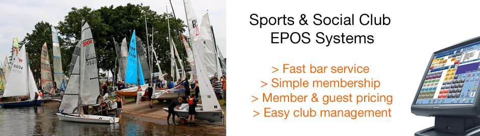 EPOS membership systems for sports and social clubs